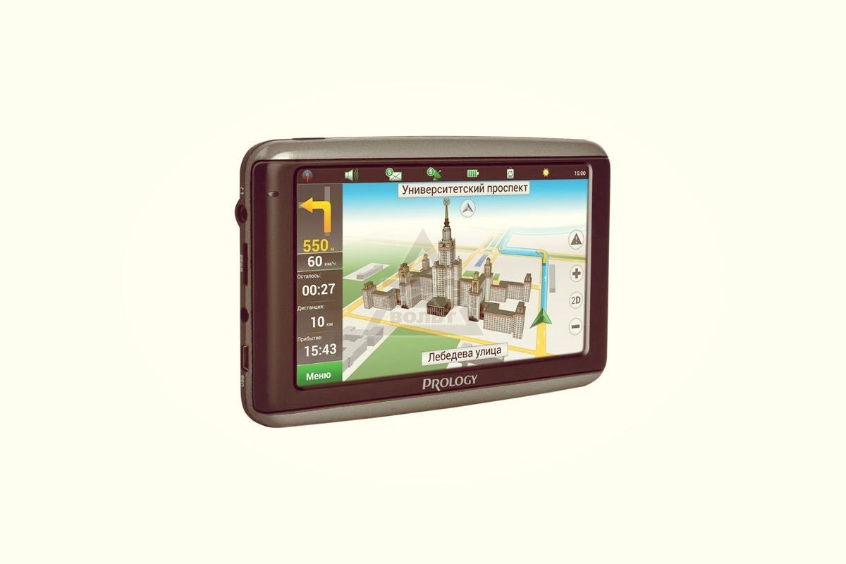 Prology iMap-5300 black