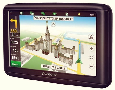 Prology iMap-4100 black
