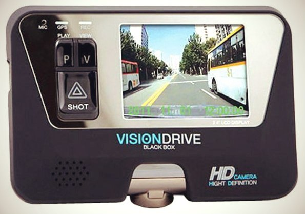 Visiondrive VD-8000HDL 2 CH